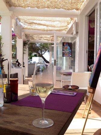 COMO Restaurant: Heerlijke sfeer