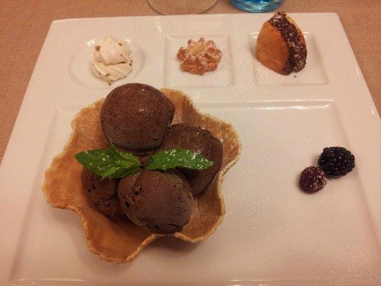 Ristorante La Marinella : Dessert