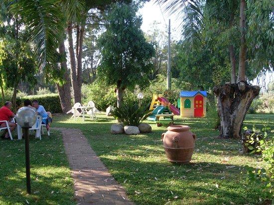 Hotel Tirrena : Parco giochi per bambini