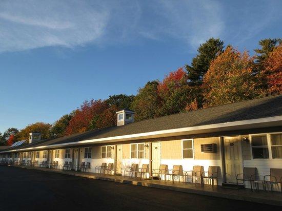 Wells - Ogunquit Resort Motel & Cottages : Outside motel