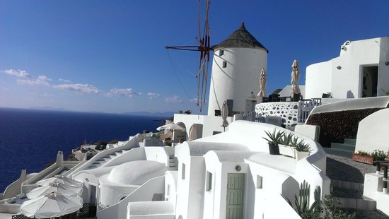 Hotel Hippocampus: Oia