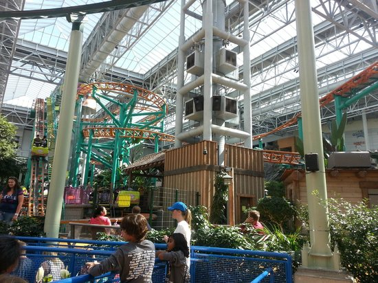 Fairly Odd Parents Ride Was Fun Picture Of Mall Of