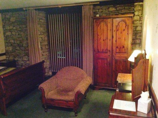 St. Mary's Hotel: Room 1 - fab!
