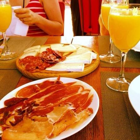 Sa Calma Hotel: breakfast