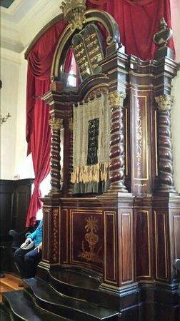 Synagogue: Interior