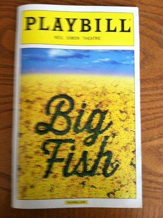 Neil Simon Theatre: See Big Fish!