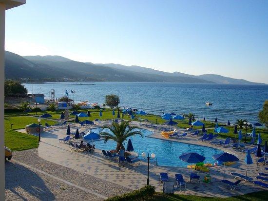 Alykanas Village Hotel : beautiful view from room 173