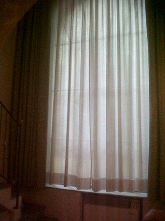 Hotel Villa Stanley: finestrone