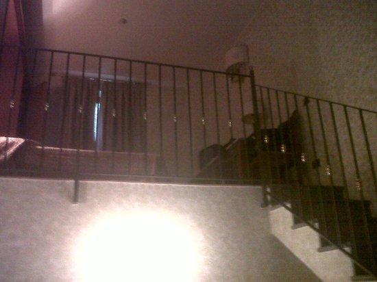 Hotel Villa Stanley: soppalco