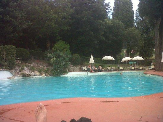 Hotel Villa Stanley : piscina