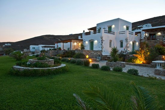 Antiparos View Apartments