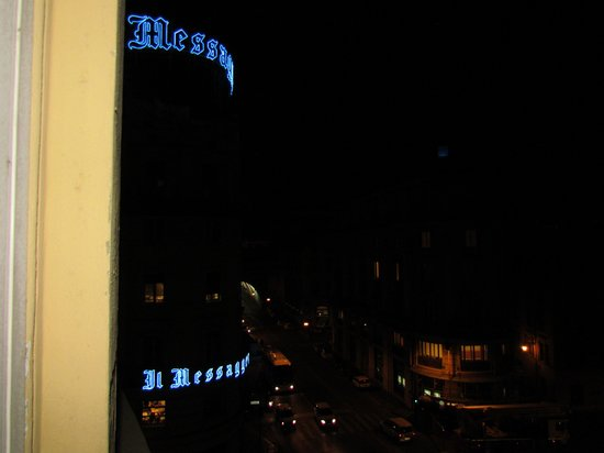 Rome Kings Suite: Vista da janela do Apt