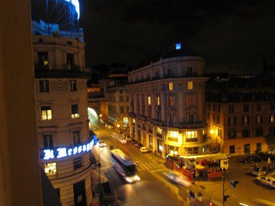 Rome Kings Suite: Vista da janela do Ap 2