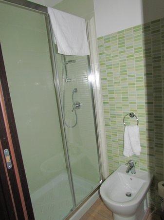 Rome Kings Suite : banheiro novo