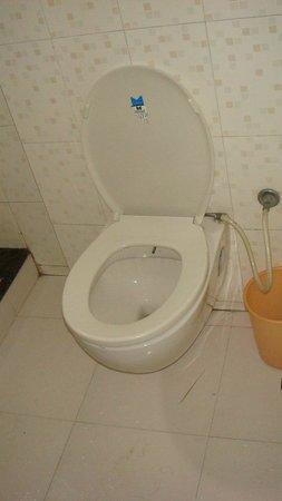 Hotel Sapphire: Washroom was clean