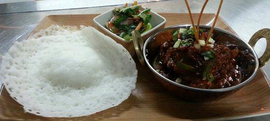 Elegance Cafe : Shrimp Sambal
