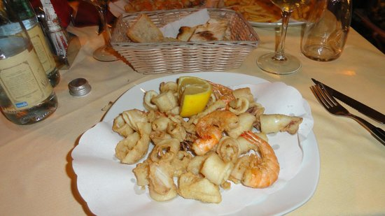 Bar Eden : Fritto misto