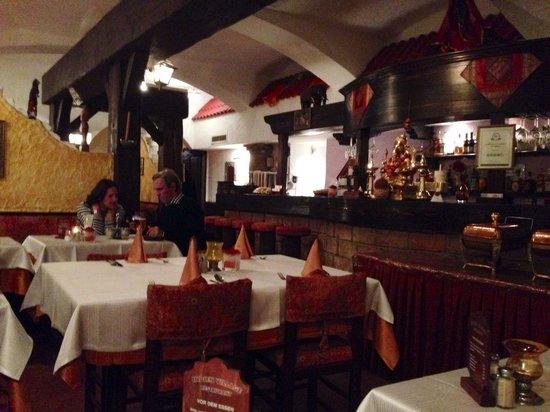 Indien Village: Restaurant