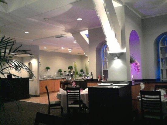 Mercure Paris Velizy Hotel: Restaurant