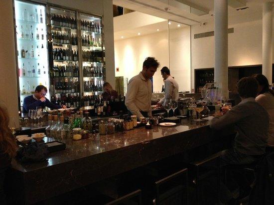 Il Ristorante: Apéritif au bar