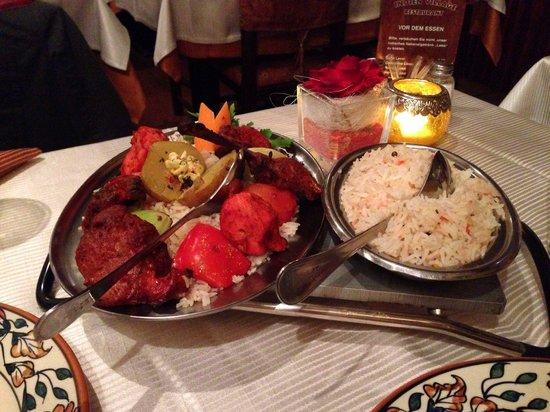 Indien Village: Excellent Tandori Mix