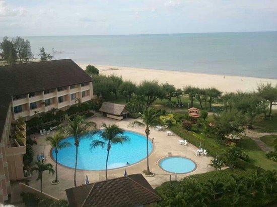 Haadkaew Beach Resort Songkhla: สบาย สบาย