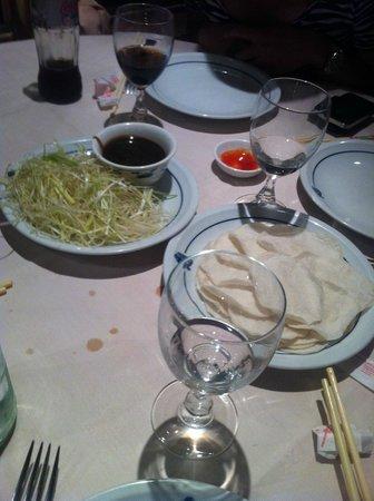 Nouveau Village Tao-Tao : L'accompagnement pour le canard laqué :)