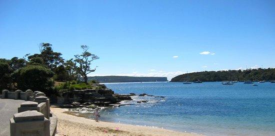 Balmoral Beach on a sparkling Sydney day