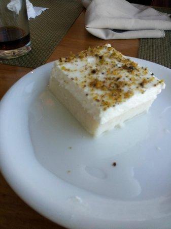 Golden Coral: dessert