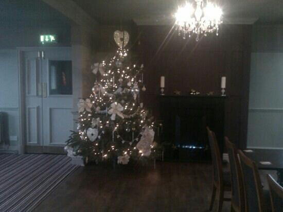 The Boundary Inn: merry christmas