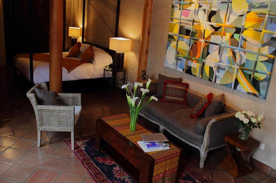 The San Rafael Hotel: Residencia Santa Rosa (Suite)