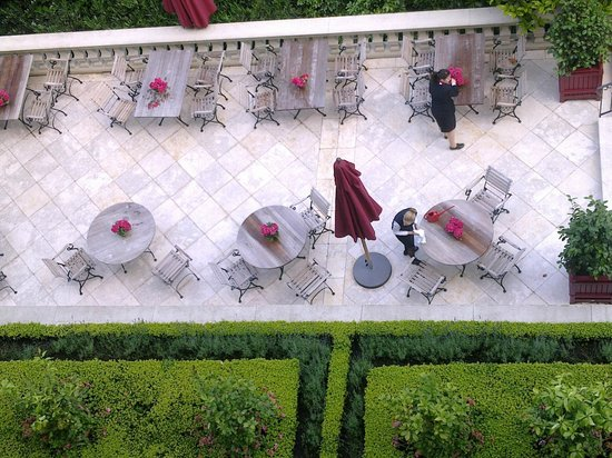 Brenners Park-Restaurant: Lautloser, perfekter Service überall