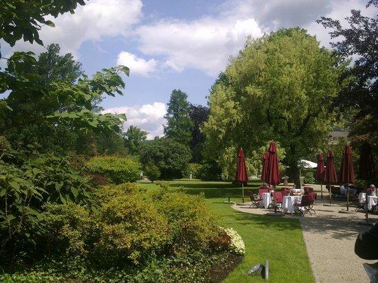 Brenners Park-Restaurant: Ein Idyll wie in einer englischen Parklandschaft