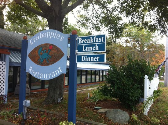 Crabapple's : Local Restaurant