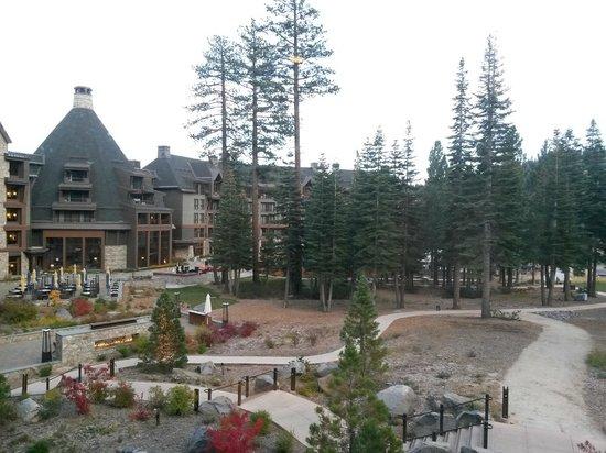 The Ritz-Carlton, Lake Tahoe: Mountain view?