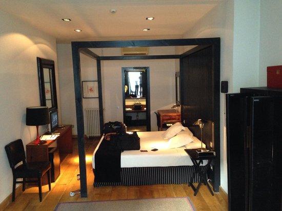 Market Hotel : Junior suite