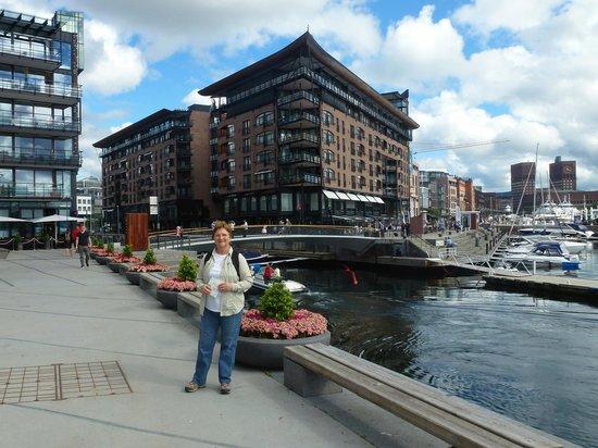 Aker Brygge: Panoramica II