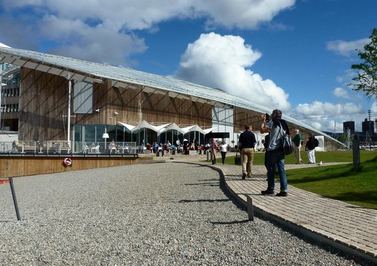 Aker Brygge: Museo