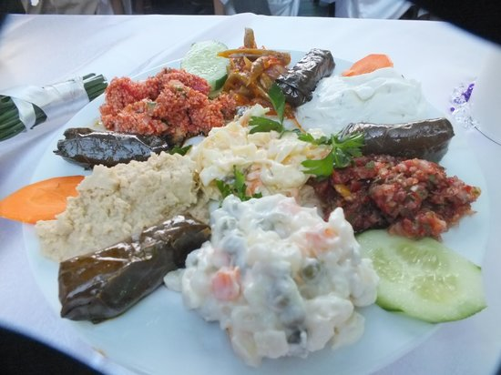 Sahil Restaurant: starter