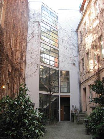 Arte Luise Kunsthotel: Outro ambiente no hotel Arte Luise