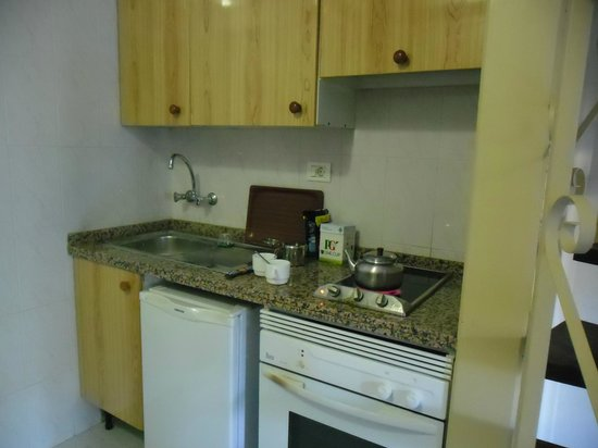 Bungalows Barranco: kitchen