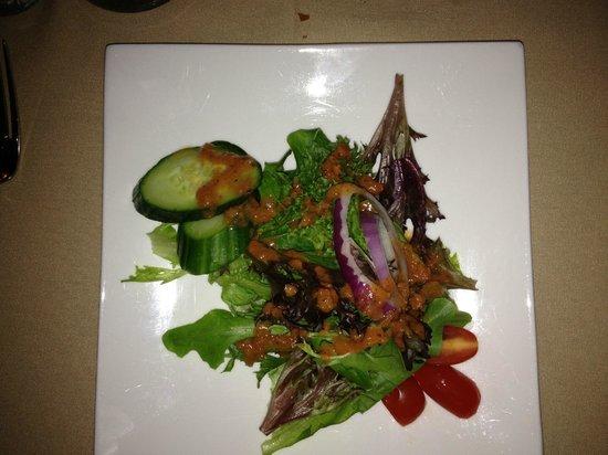 Bailiwicks on Main: Great salad