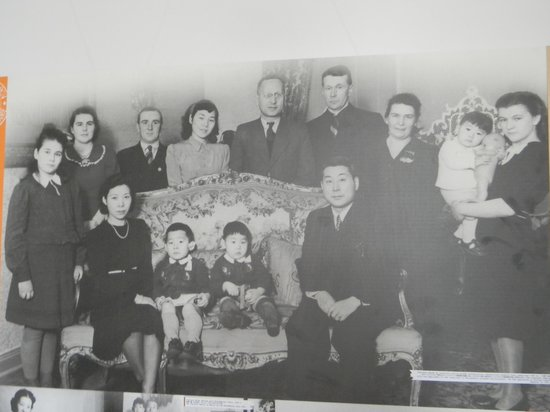 Sugihara House: The Sugihara Family