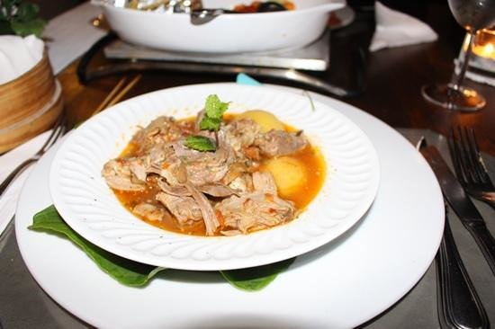 Restaurante O Celeiro : lamb stew