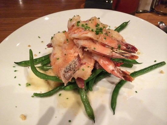 The Pint House Pub & Restaurant: Parmesan Shrimp