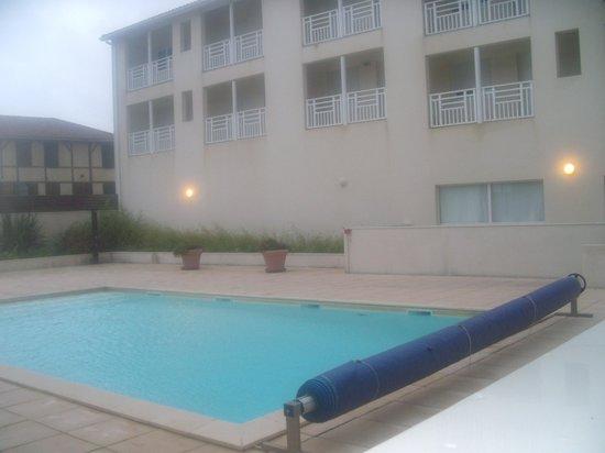 Residences Les Jardins De L'Oyat: piscine chauffée