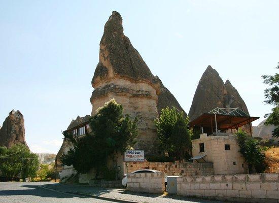 Peri Cave Hotel & Pension : hotel