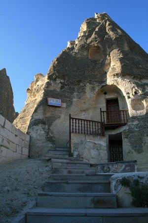 Peri Cave Hotel & Pension: cave room
