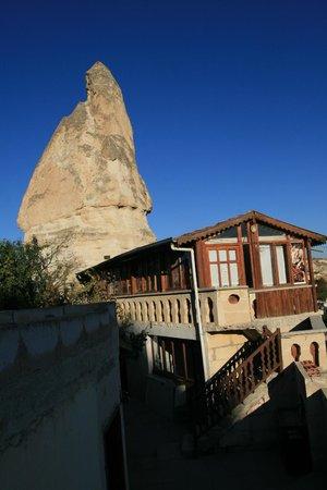 Peri Cave Hotel: hotel