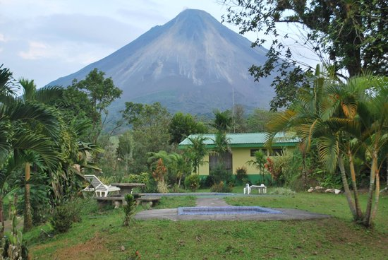 Cabinas Lumbres Del Arenal: arenal
